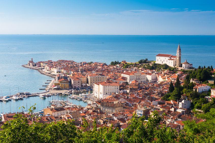 20467479 - picturesque old town piran - slovenian adriatic coast